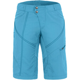 VAUDE Tamaro Shorts Damer, crystal blue